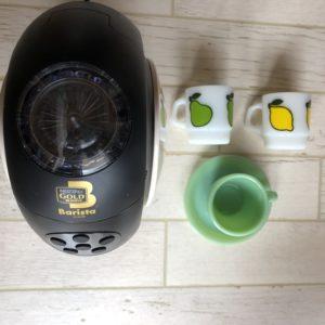 ネスカフェバリスタとマグカップ類