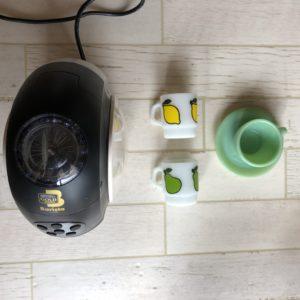 ネスカフェバリスタとマグカップ