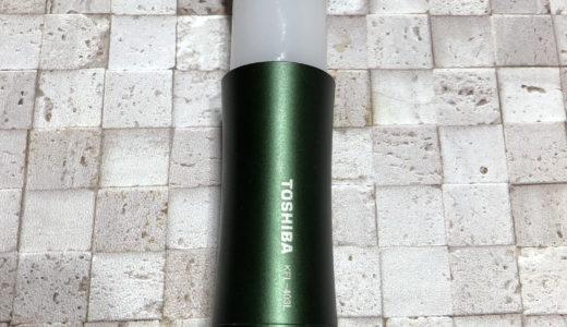TOSHIBA KFL-403Lは災害時に非常灯にもランタンとしても使えるライト